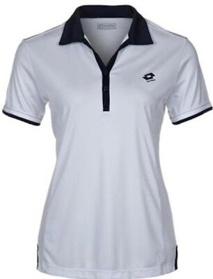 LOTTO Womens Polo Share Tennis Button Up top brand new with tags size medium