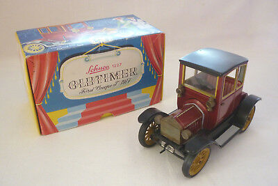 Schuco - Tintoy Oldtimer - Ford Coupe T 1917 - Ovp  - (1.schuco-24)