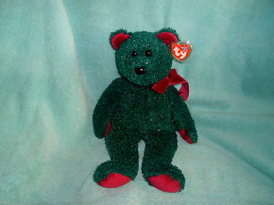 TY Beanie Buddies HOLIDAY 2001