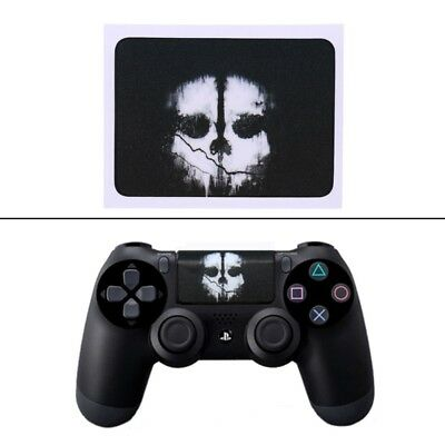 1PC Handle Sticker PVC Decals For PS4 Playstation 4 Game Controller Light Bar