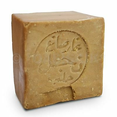 Najel Traditional Aleppo Soap Laurel Oil 12% - 200g Problematic Skin