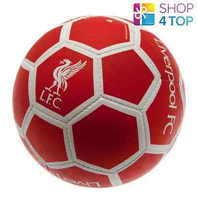 Liverpool Fc Size 5 Ball All Surface Red Official Football Soccer Club Team New