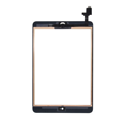 Touch Screen Glass Digitizer Assembly With IC Chip Home Button for iPad Mini 1/2