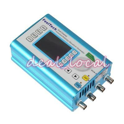 FY2300H Function Arbitrary 60Mhz Waveform Generator Dual Channel Signal Meter