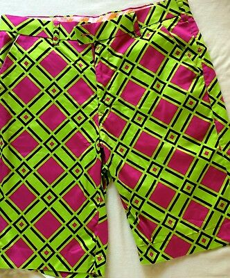 Loudmouth Golf Shorts