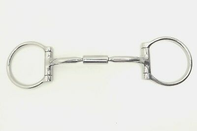 Stainless Steel Snaffle Comfort Mouth