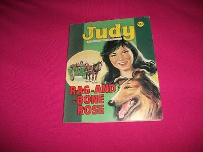 JUDY  PICTURE STORY LIBRARY BOOK from the 1980's: never been read - vg condit!