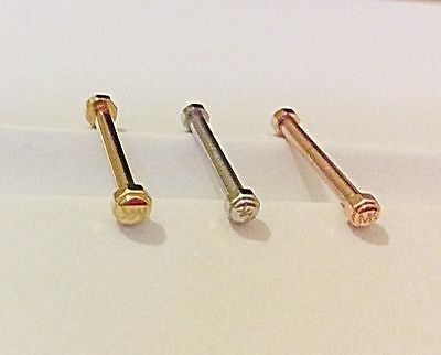Michael Kors Watch Lug Screw Bar Pins repair for Darci models MK3367 MK3368