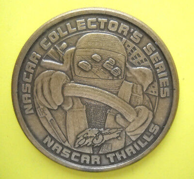 NASCAR token Sam Bass medallion 1st Collectors Edition coin