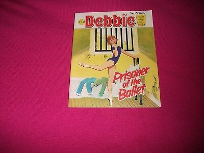 EARLY DEBBIE PICTURE STORY LIBRARY BOOK  l980's never been read:  ex condit!