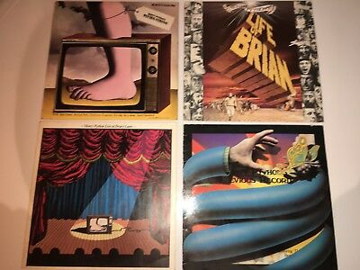 Monty Python Record Collection x 4