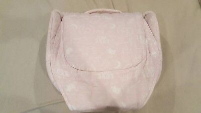 Snuggle Nest Baby Bed Portable Pink Baby Girl