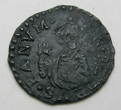 PAPAL STATES Quattrino - Copper - Gregory XIII. (1572 - 1585) - 1810