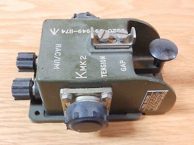 Military Morse code key - Clansman etc