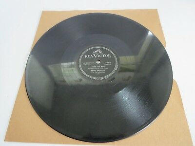 1957 Elvis Presley 78Rpm  Don't/i Beg Of You #20-7150 Rca Victor Canada
