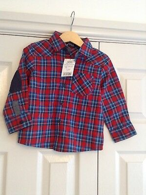 next boys t shirt 18-24 Months Brand New With Tag