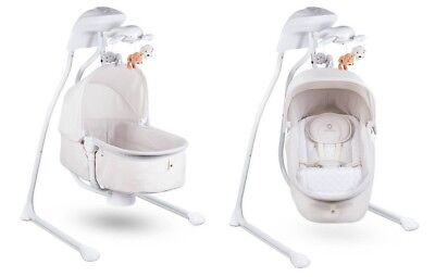 Interactive Swing Chairs for Baby Relax Play Colourful Subtle Lights MovableToys