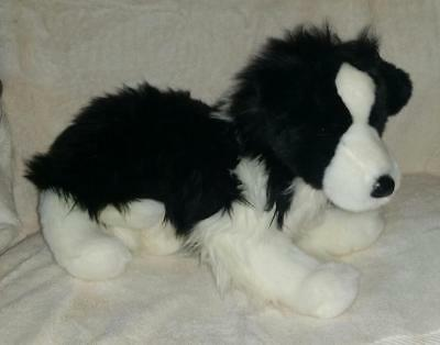 Stuffed Border Collie (Large)