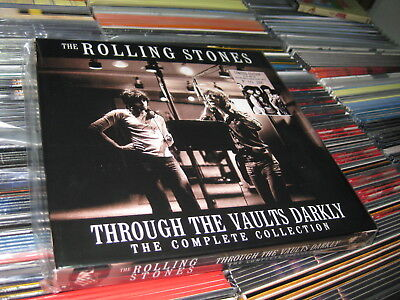 Rolling Stones Through The Vaults Darkly The Complete Collection Box Colour Lp
