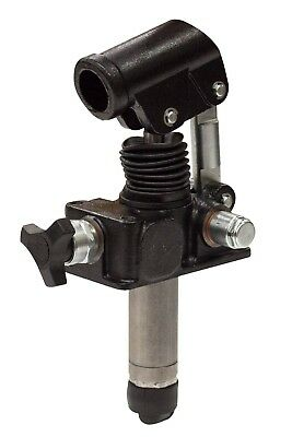 GL 70cc Single acting hydraulic hand pump with release valve line mount,no relie