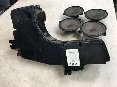 AUDI A6 C5 1.9 Tdi (02'-05') BLAUPUNKT SUBWOOFER 4B5035382 WITH 4 SPEAKERS SET