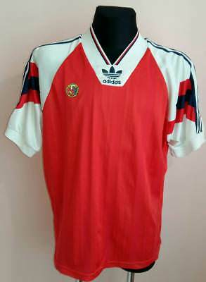 Norway National Team Vintage 1992/1994 Home Football Shirt Maglia Rare Adidas