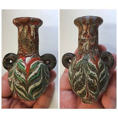 Very Rare Phoenician Vase 300Bc Super Quality (Large Size)