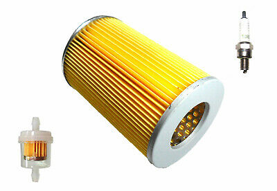 Air Filter Fuel Filter Spark Plug all Hammerhead 150 Go Karts GL150 GTS150 SS150