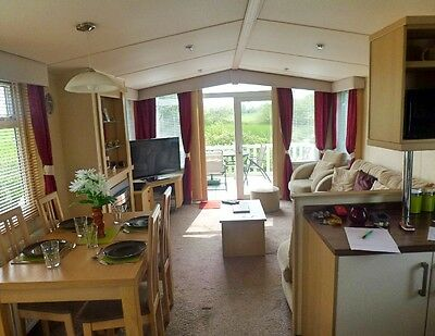 Oct 29 2017 - 6 Night Special - Luxury Mobile Home To let in Cotswold Water Pk