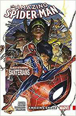 Amazing Spider-Man: Amazing Grace (Spider-Man - Amazing Spider-Man), Jose Molina