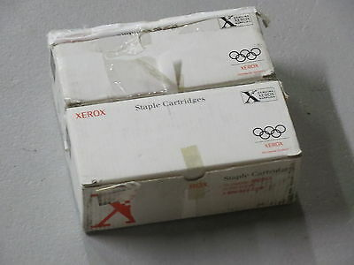 Xerox Staple Cartridges 8R2253 Refill New 2 NIB Lot 50,400 Staples