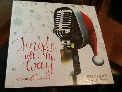 Jingle All The Way . Classic Christmas L.p. Elvis Presley / Dean Martin . New .