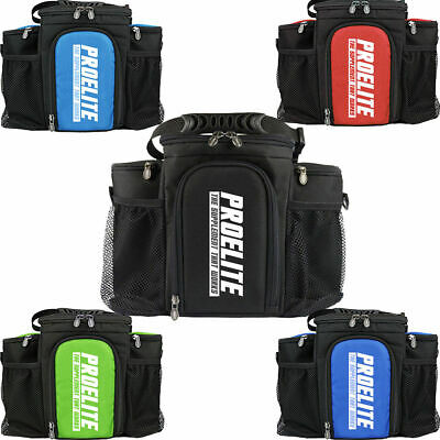 Pro Elite 3 Meal Bag Insulated Food Prep Meal Cooler Management + Free Shaker