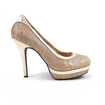 7ea19426472fb DUNE LONDON MINDEE Pumps - Women's Size 7 M - Gold *Repair - $70.00 ...