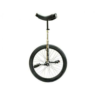 "20"" Solo Unicycle Chrome"