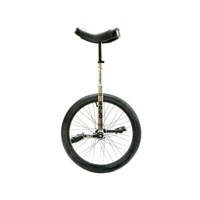 """24"""" Solo Unicycle Chrome"""