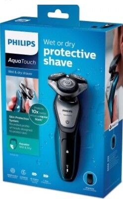Philips AquaTouch Wet and Dry Men's Electric Shaver & Smart Trimmer(recondition)