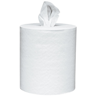 Scott 01032 Roll-Control Center-Pull Towels, 8 x 12, White, 700 Per Roll (Case o