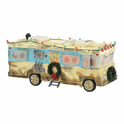 Department 56 Snow Village - COUSIN EDDIE'S RV - NIB FREE SHIPPING