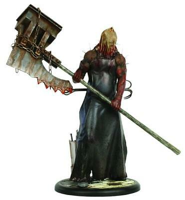 Hcg Resident Evil 1;6 Scale Axeman Statue 15'' Tall