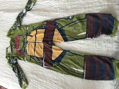 TMNT / Teenage Mutant Ninja Turtles sleepsuit, George, 8-9 years