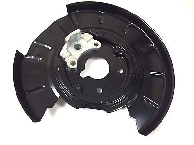 Mg Zt/rover 75 Genuine Mg Rover Rear Brake Disc Backing Plate Passengersmf100201