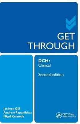Get Through DCH Clinical by Jasdeep Gill 9781444157390 (Paperback, 2012)