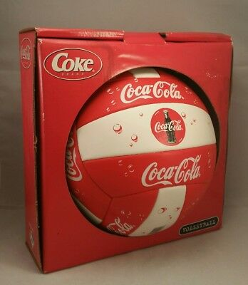 Coca Cola Volleyball Brand New never used in package Coke NRFP
