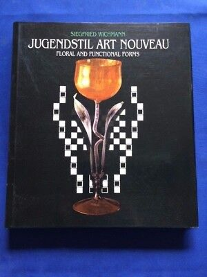 Jugendstil Art Nouveau. Floral And Functional Forms - 1St. By Siegfried Wichmann