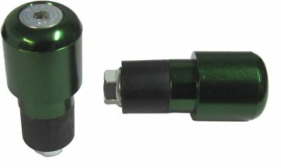 Bar End Weights Diamond Green