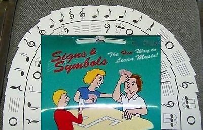 SIGNS & SYMBOLS MUSIC GAME (Level 1 - Ages 3 to Adult, EDUCATIONAL)
