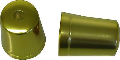 Bar End Weight Covers Gold FZR600,FZR1000R,YZF600,750,FZ750,FJ1200