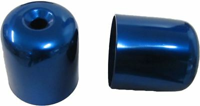 Bar End Weight Covers Blue RGV250,GSXR750, L,M