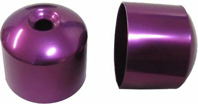 Bar End Weight Covers Purple VTR1000F